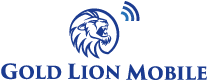GOLD LION MOBILE Logo